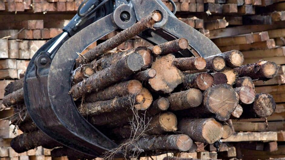 U.S. Commerce Department doubles tariffs on Canadian softwood lumber