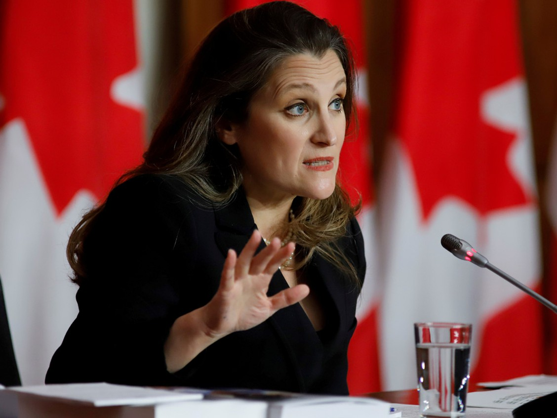 Canada is vying for global headquarters to oversee sustainable-finance standards