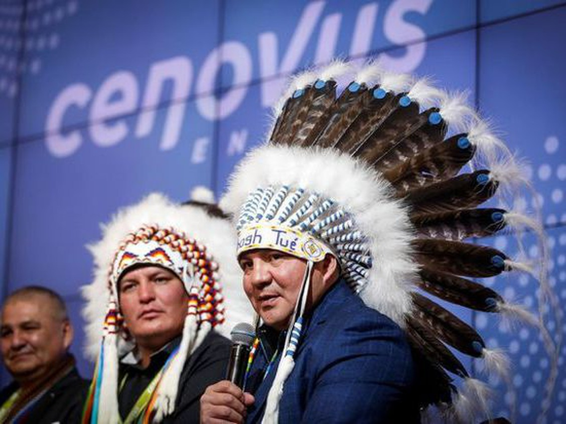 Cenovus to buy solar energy from Cold Lake First Nations